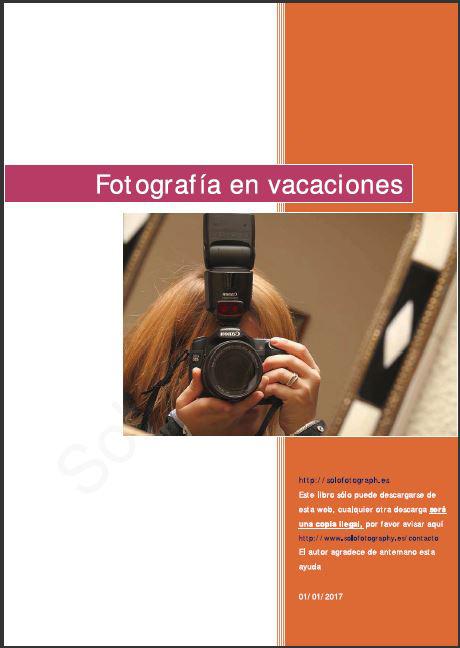 Fotografía en Vacaciones